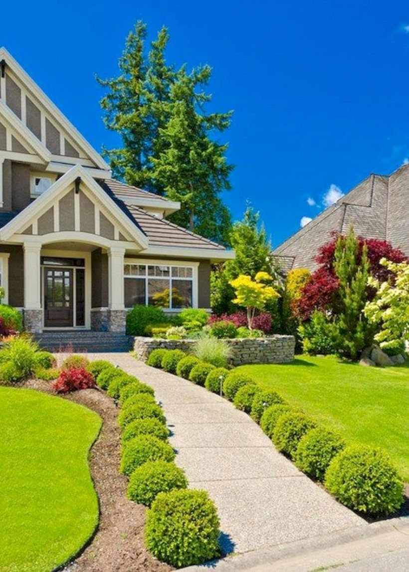 beautiful front yard landscaping ideas could make your on front yard landscaping ideas id=97289