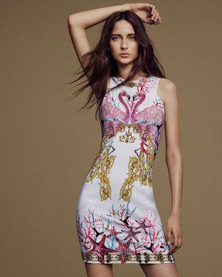 Versace Collection - Primavera/Verão 2016 | Fashion Spoiler