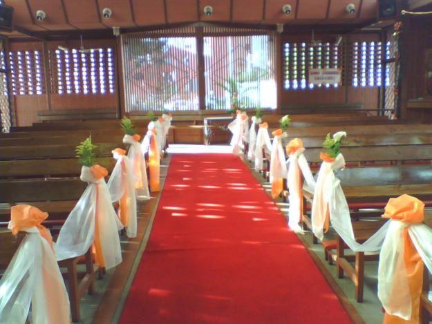 flores decoracion iglesiaramo organizar una boda foro bodas