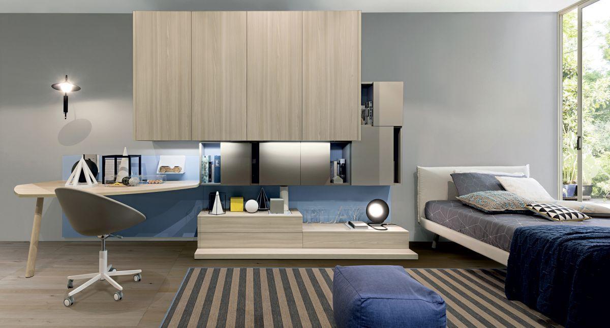 Camerette per bambini e ragazzi zalf zalf modern bedroom design modern bedroom e bedroom - Mobili per bambini design ...