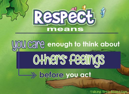 Respect Quote For Kids Talking With Trees Books Respect Quotes Quotes For Kids Respect Definition For Kids