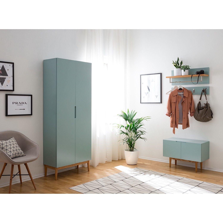 Garderobenschrank Lindholm In 2020 Garderobe Schrank