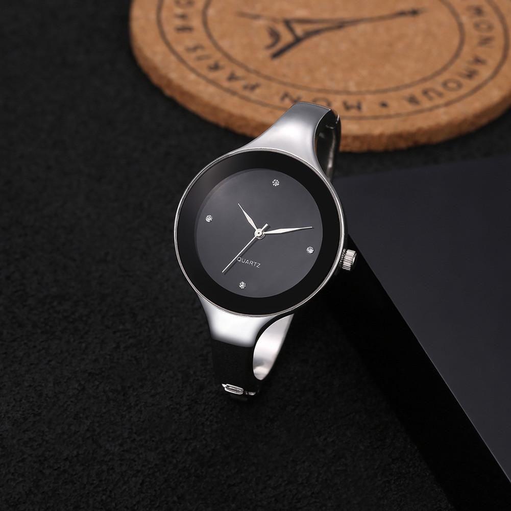 Hot sale luxury crystal watch fashion bracelet women watches ladies