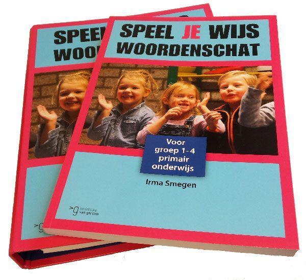 Met 'Speel je Wijs woordenschat'  kun je de woordenschatontwikkeling van jonge leerlingen (groep 1 t/m 4) op een speelse manier een flinke impuls geven.  Volg de training om de beschikbare materialen zo goed mogelijk te kunnen inzetten.