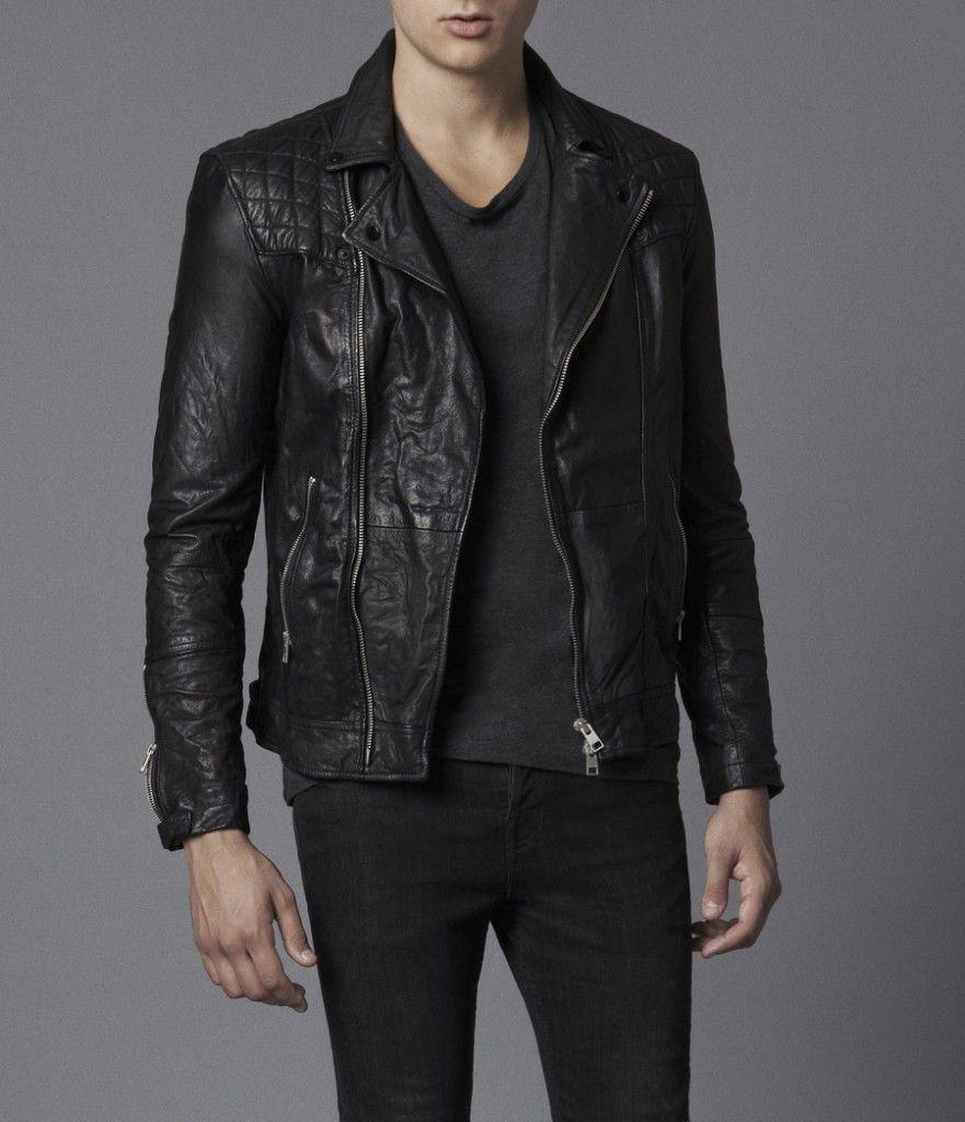 Mens biker jackets jackets pinterest mens biker jacket man