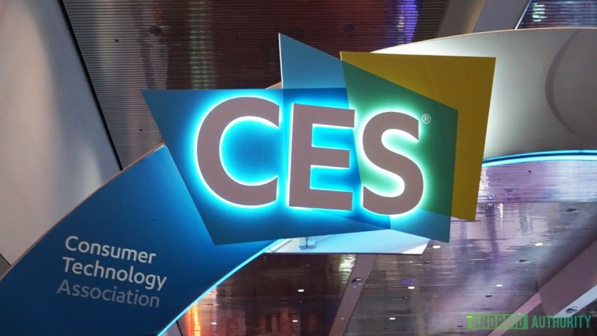 The Consumer Electronics Show held annually in January in