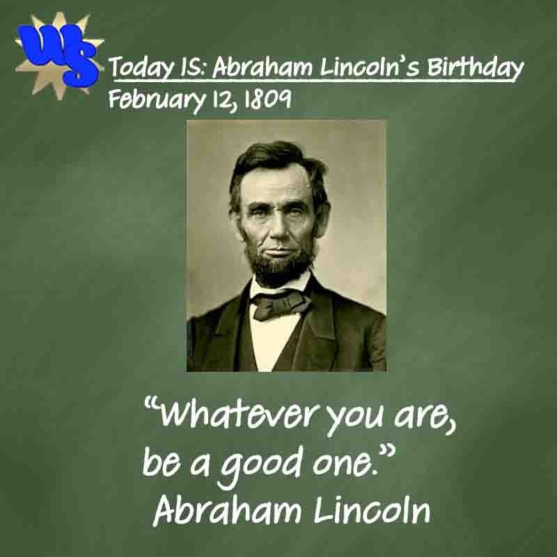 Writingscoop Lincolnsbirthday History Americanhistory