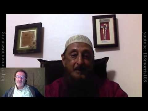 The fraudulent international monetary system described with great wisdom by a Muslim scholar.