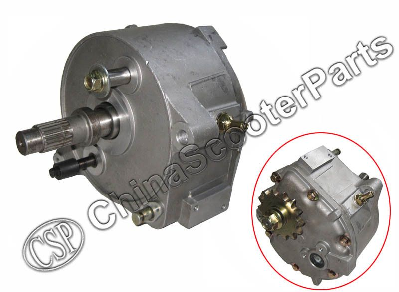 Atv,rv,boat & Other Vehicle Automobiles & Motorcycles Uneversal Atv Reverse Transmission Gear Box With Steering Shaft 110cc 125cc 150cc 200cc 250cc Atv Quad Parts