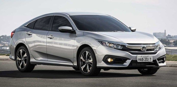 Honda Civic Exl 01 Novo 2017 Dream Cars