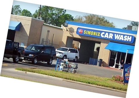 Simoniz Car Wash Stand For Quality Since 1911main Office From