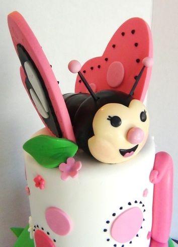 ButterflyThemed4BirthdayCakes Butterfly Birthday Cake on
