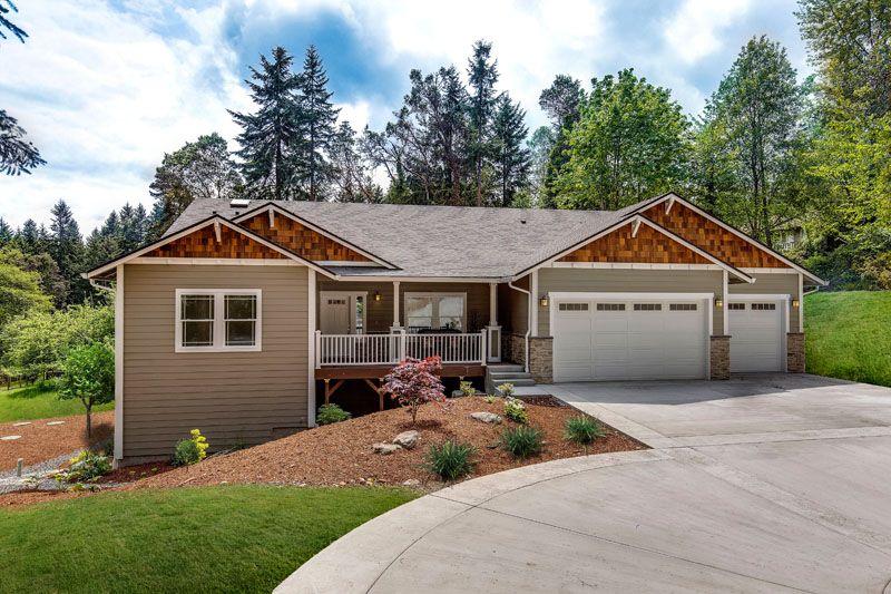 Adair Signature With Daylight Basement Adair Homes Basement House Plans Custom Homes