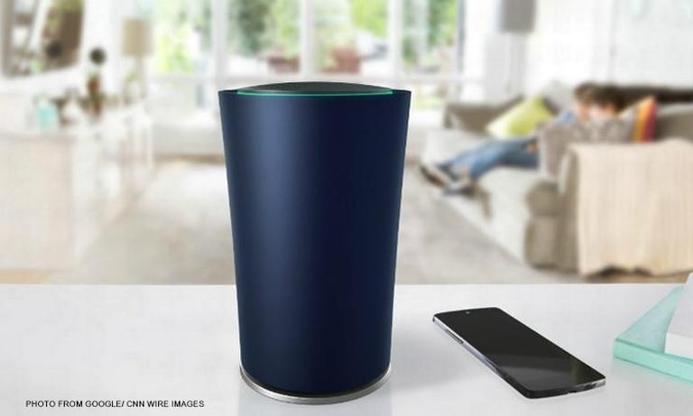 Google introduces OnHub, a new smart Wi-Fi router - CNN #Google, #OnHub, #WiFi, #Router, #Tech