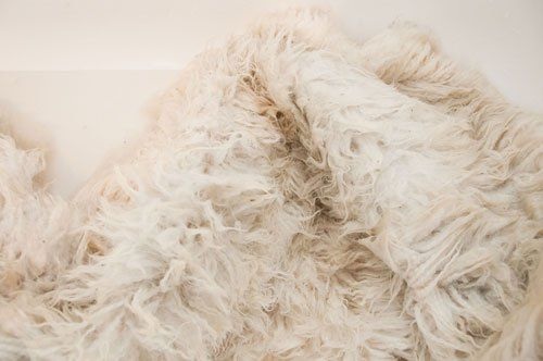 Clean And Wash A Natural Sheepskin Rug