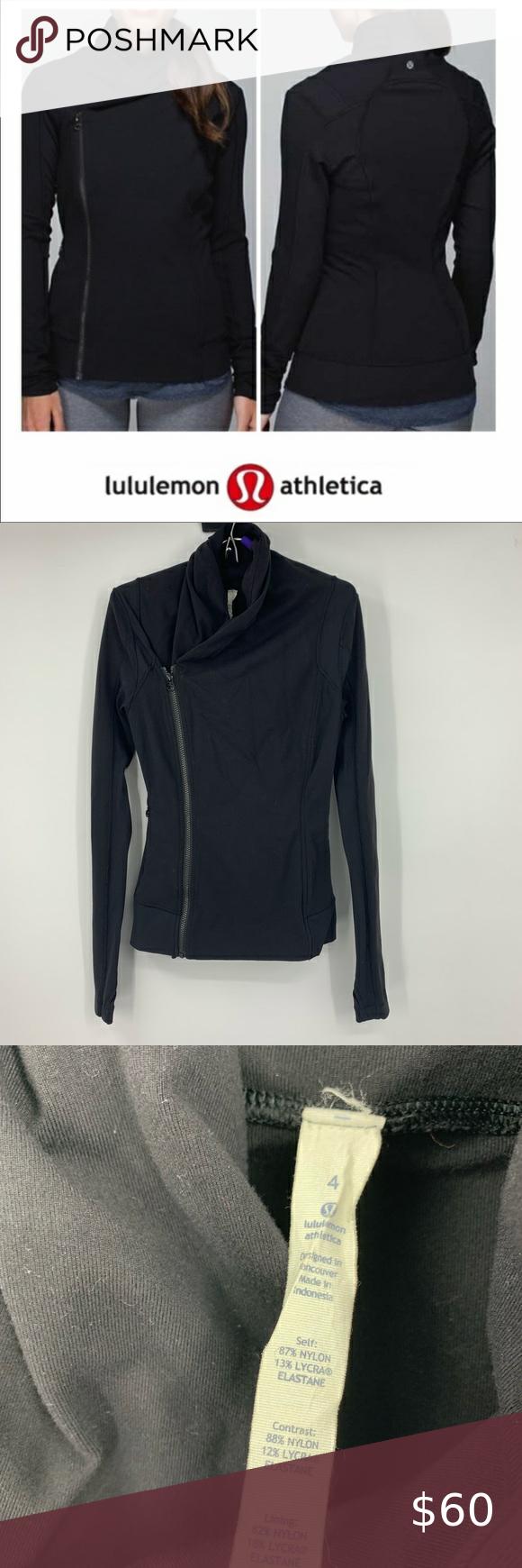 Lululemon Bhakti Yoga Fitted Jacket In 2020 Workout Jacket Clothes Design Jackets