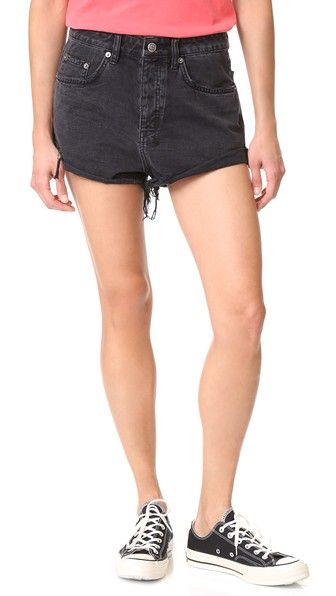 Women's Clothing Reasonable Ksubi Denim Shorts