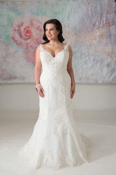Geneva | Callista Plus Size Wedding Dresses | Callista Bridal 2018 ...