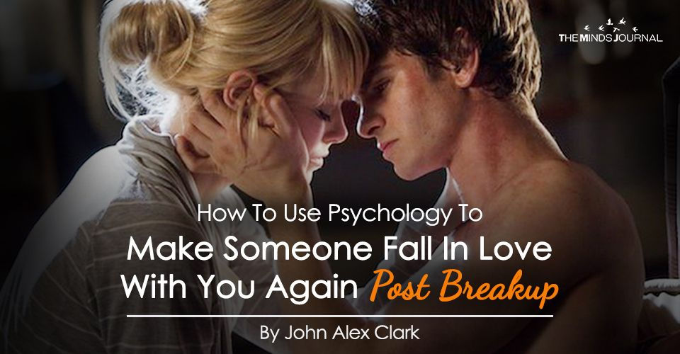 How To Use Psychology To Make Someone Fall In Love With