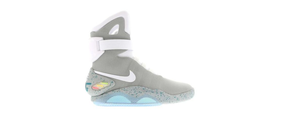 Nike Mag Back To The Future 2016 In 2020 Nike Air Mag