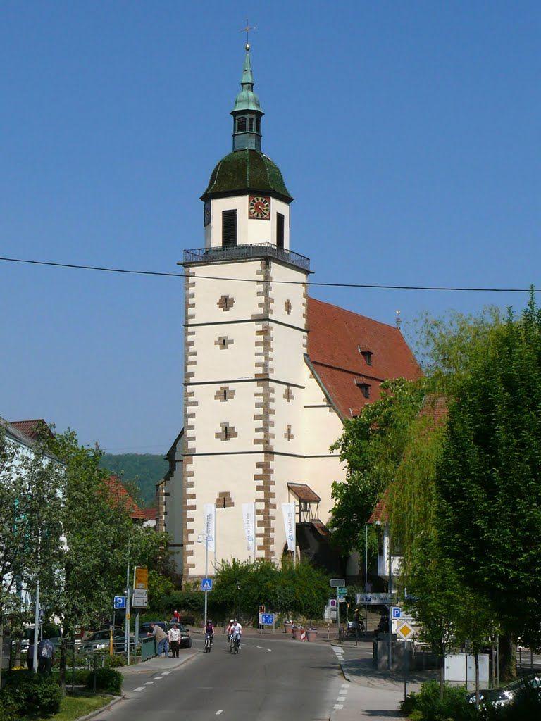 Panoramio Photo Of Peterskirche In Weilheim Teck