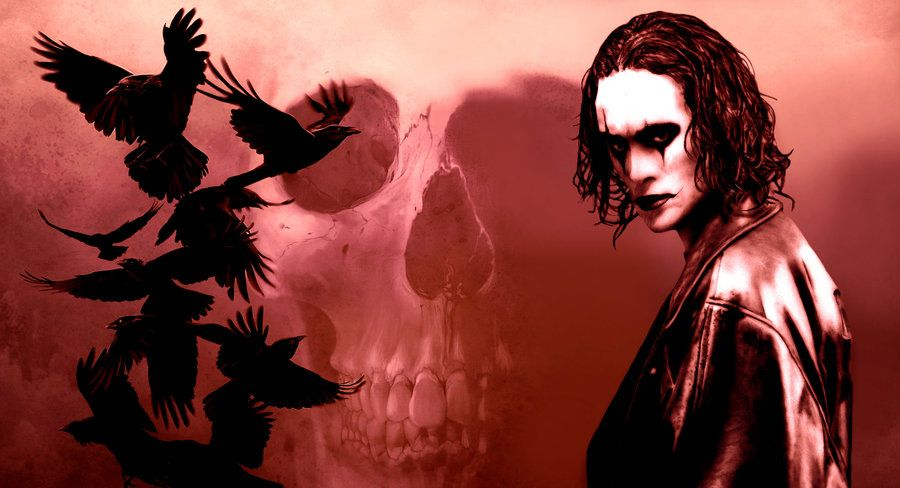 The Crow Wallpaper By Phantom3013deviantartcom On