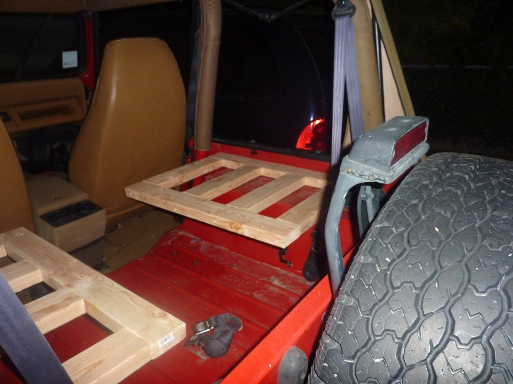 Rear Jump Seat Build Jeep Wrangler Forum In 2020 Jump Seats Built Jeep Jeep Wrangler Forum