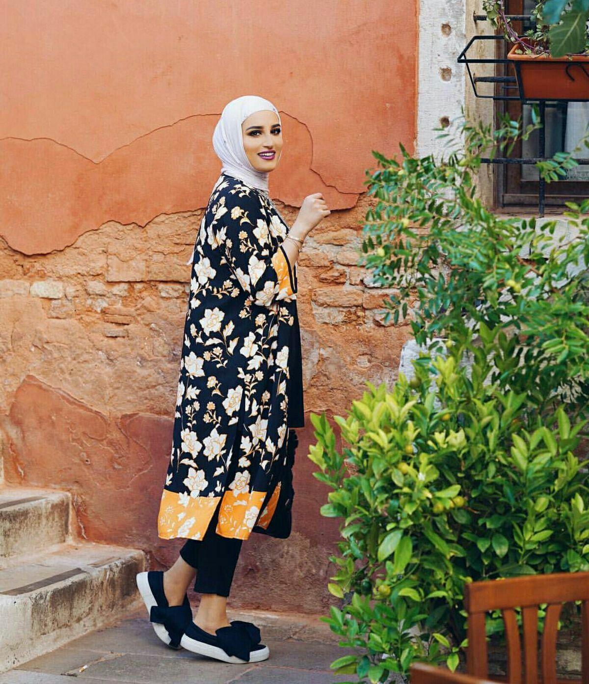 051bfcad6fd Hijab Fashion 2017   Top 60 meilleurs Modèles de hijab chic tendance de l  été