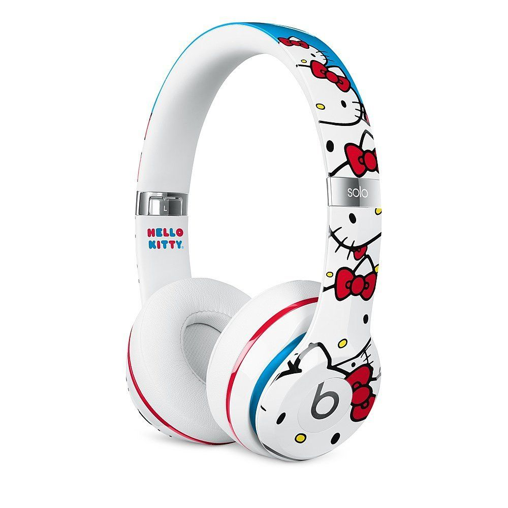 20 Hello Kitty Gifts So Cute You Might Die Hello Kitty Beats Hello Kitty Headphones Headphones