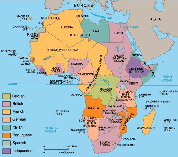 Picture   Maps   Africa map, African map, Africa
