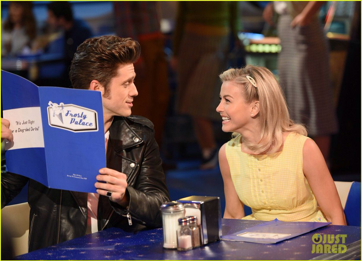 Grease live grease live grease movie derek and