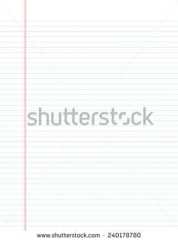 Traditional Lined Paper for School Scrapbook Papers Pinterest - line paper background