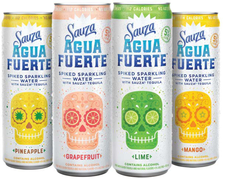25 Spiked Seltzer Brands To Sip On Now In 2020 Spiked Seltzer Hard Seltzer Healthy Soda