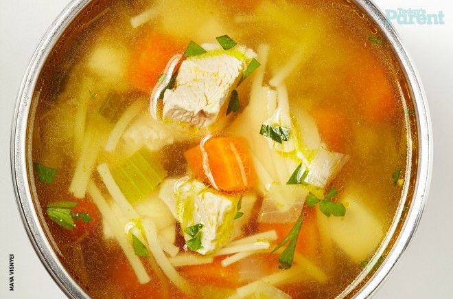 9 comforting chicken soup recipes - Today's Parent