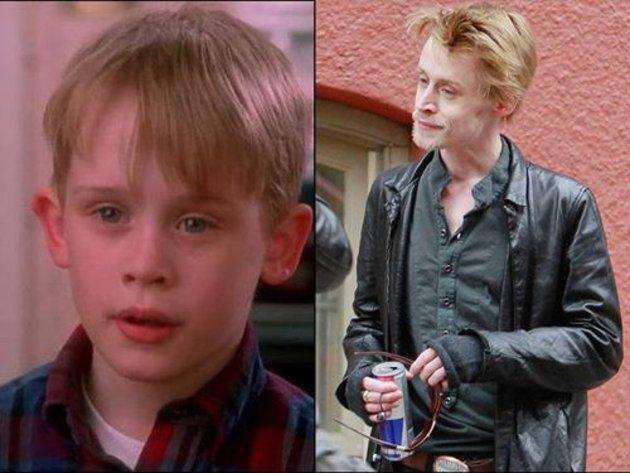 Actor Macaulay Culkin, best known for his leading role in Home Alone, was born Aug. 26, 1980.