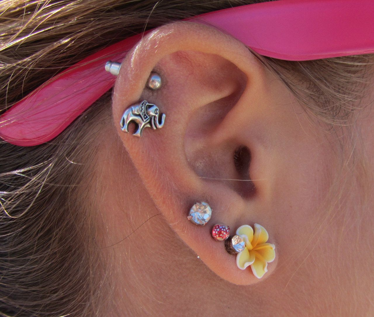 Cute Ear Piercings Tumblr Wallpaper | Fashion Trends 2015 ...