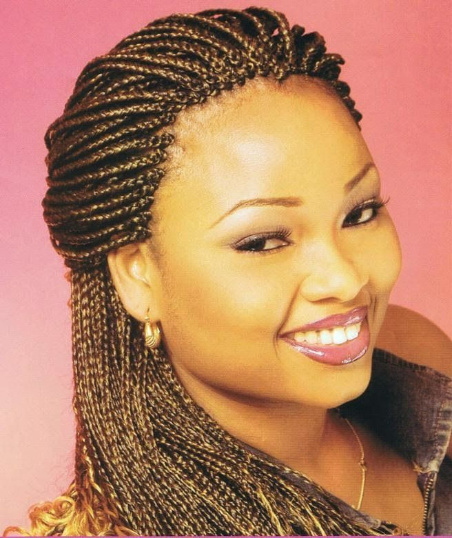 March 2013 Suggestions Hair Styles Braided Hairstyles African Hairstyles