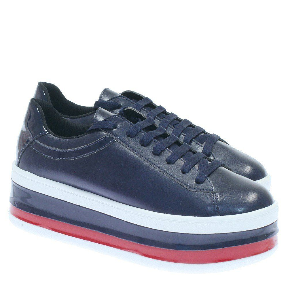 c7922d4f0 Tenis Casual Conforto Azul 6932 Show Rio para Moselle | Moselle sapatos  finos online! Moselle