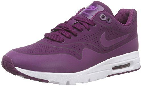 fd95568cc561 Nike Women s Air Max 1 Ultra Moire Mulberry Mlbrry Prpl Dsk White Running