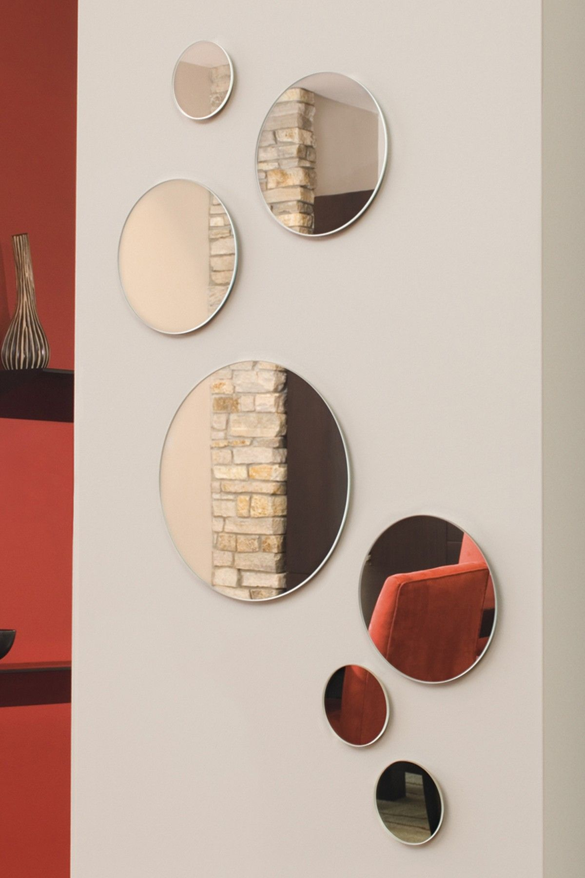 Zoe mirrors set of 7 on hautelook 0 cool things pinterest organize it by nexxt zoe mirrors 7 piec amipublicfo Gallery