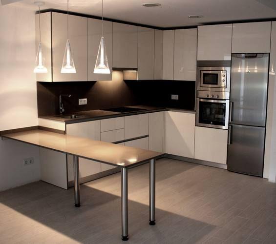 Diseno de cocinas dise o de cocinas en las rozas cocina - Diseno de cocinas modernas ...