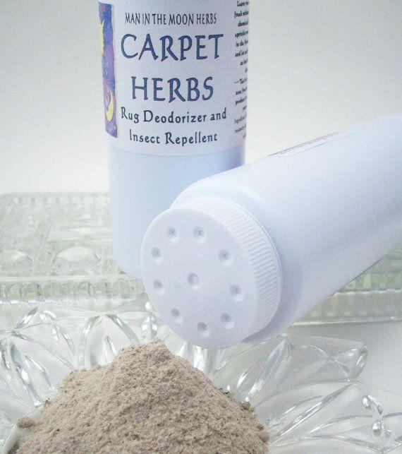 Carpet Deodorizer Pet Safe Rug Freshener And Flea Repellent Etsy Deodorant Flea Repellent Carpet Deodorizer