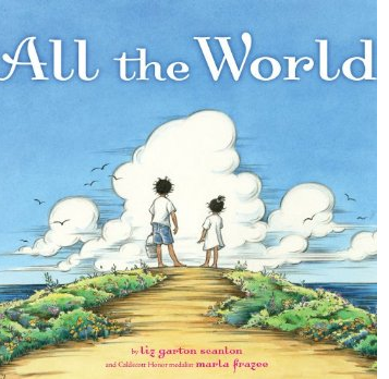 Following a circle of family and friends through the course of a day from morning till night, this book affirms the importance of all things great and small in our world, from the tiniest shell on the beach, to warm family connections, to the widest sunset sky.  a wonderful teaching tool which enables parents to seamlessly incorporate grand lessons and concepts into a young child's basic understanding of the world. It's a beautiful, timeless book that may be handed down for generations.