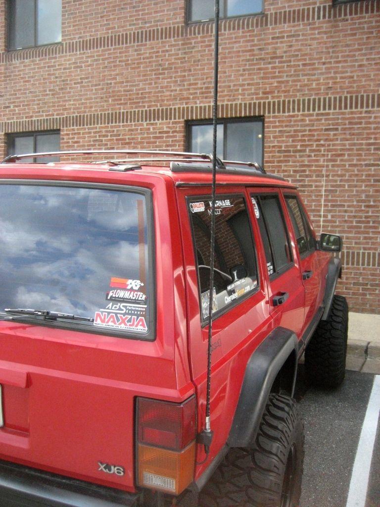 CB Radio Antenna Mounts? Page 7 Jeep Cherokee Forum