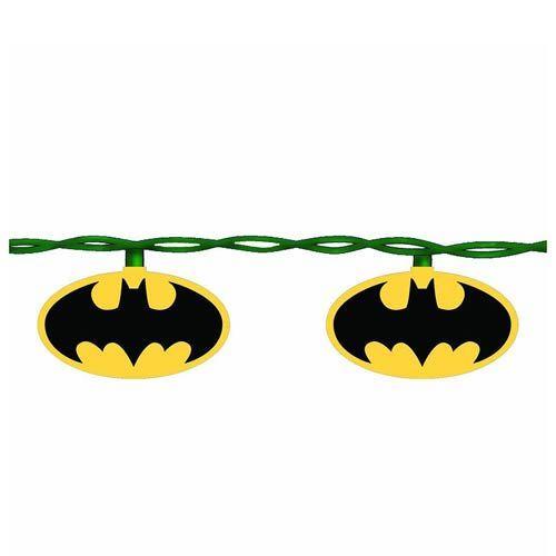Batman Christmas Light Set