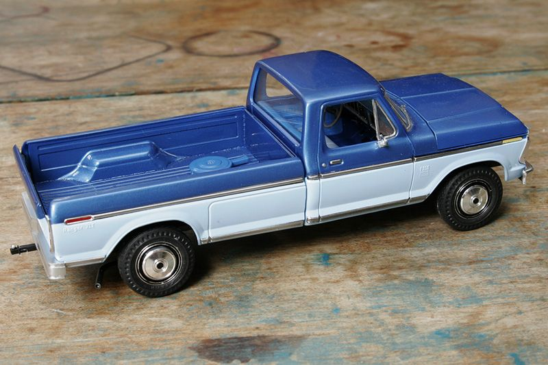 Ford 4x4 Model : Amt ford f car truck scale models pinterest