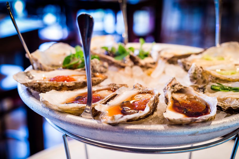 Wright Brothers Seafood Restaurant, London | The Wright Brothers