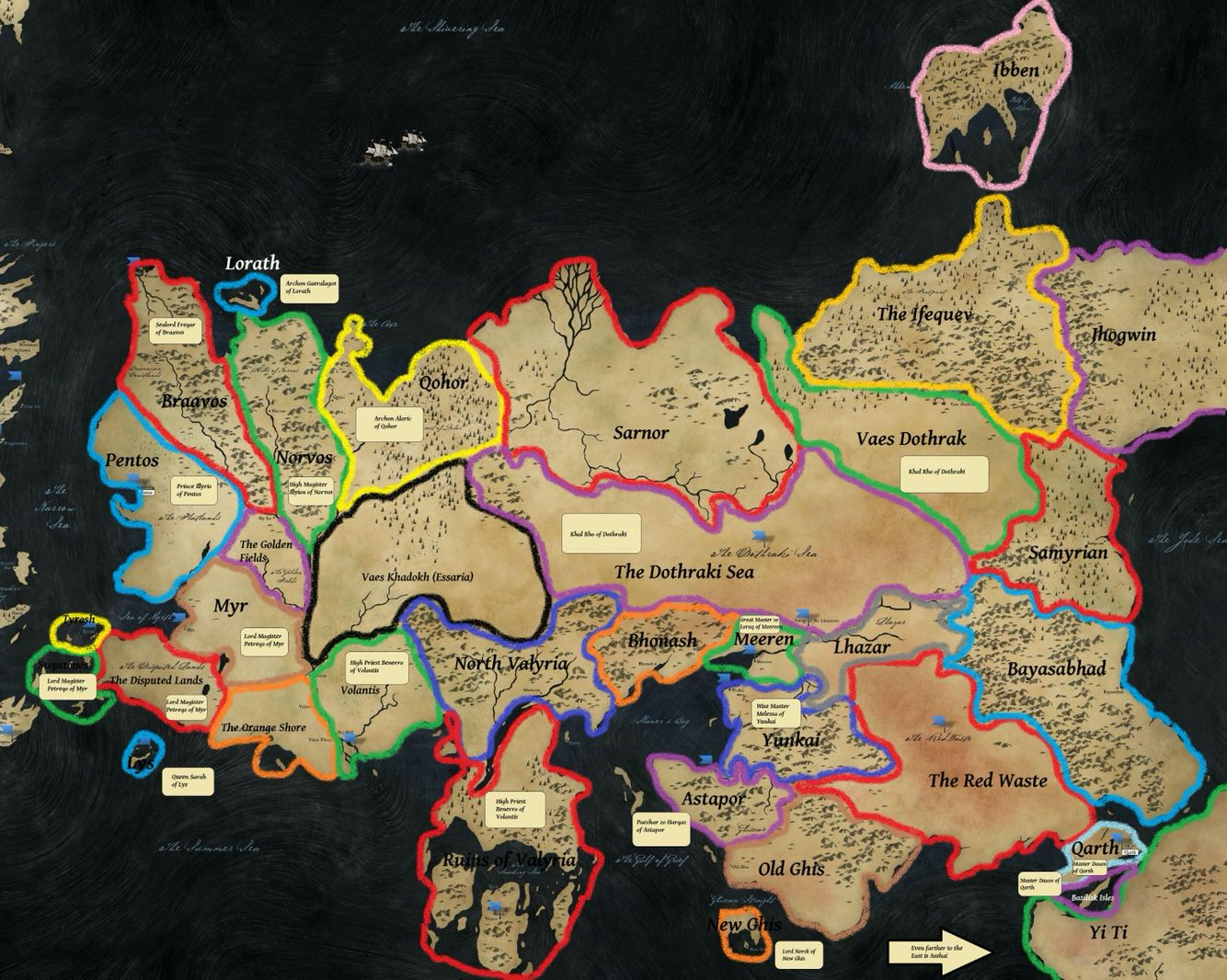 Essos Map | ASOIAF in 2019 | Game of thrones map, Game of ... on game of thrones yi ti, game of thrones wallpaper 1280x1024, game of thrones poster, official map of essos, game of thrones sothoryos, game of thrones maps pdf, hd map of westeros essos, game of thrones family tree house, game of thrones king's landing minecraft, game of thrones all books, game of thrones 4d puzzle, game of thrones maps and families, game of thrones city braavos, game of thrones banners, game of thrones qarth, game of thrones house tyrell, game of thrones diagram, game of thrones maps hbo,
