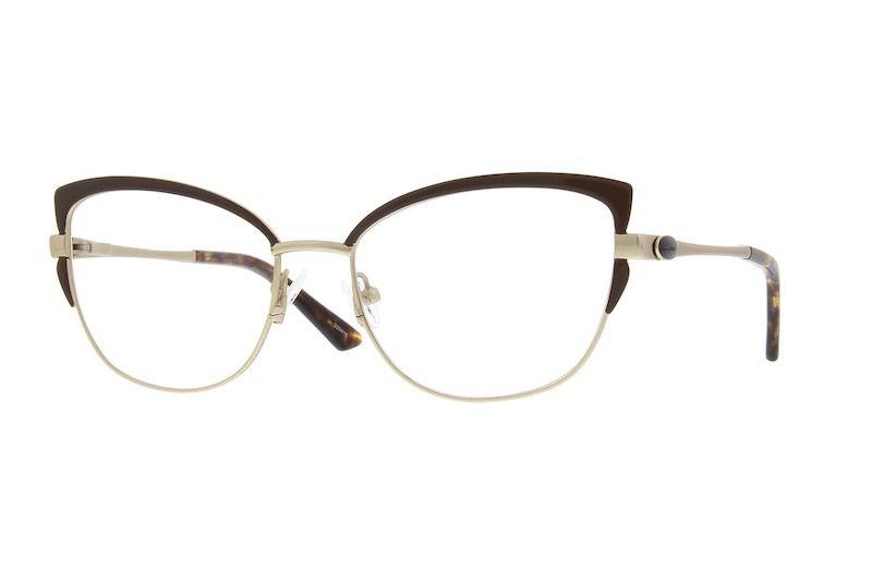 2dcd0c4969 Zenni Womens Vintage Cat-Eye Prescription Eyeglasses Brown ...
