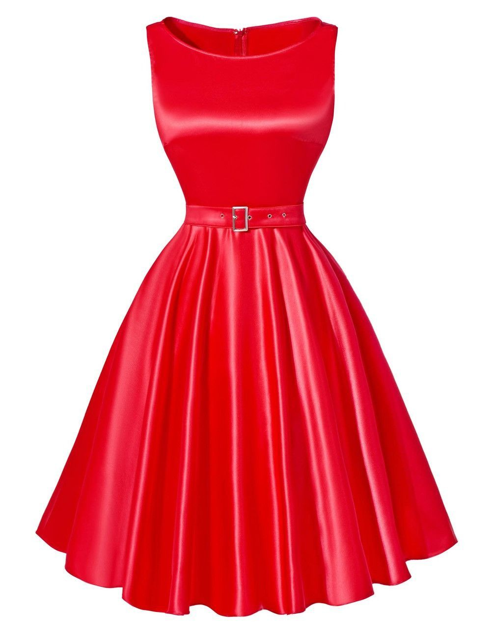 Jurken Women Dress Black Red Purple Summer Audrey Hepburn 50s 60s Vintage  Dresses Vestidos Plus Size Rockabilly Party Dress af02a7ebe4ff